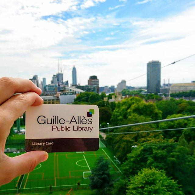 Where will your library card take you this summer? Share your traveling card pics with us on Facebook or tag us gylibrary on Twitter and Instagram! #librarycardzipworldlondon #zipworldlondon #zipline #zipworld #zipwire #london #archbishopspark #ridethewire #library #libraries #librariesofinstagram #librarylife #southbank #guernsey #gylibrary #londonpopup #londonpopups #popup #horizon #landscape #landscapephotography #instagram