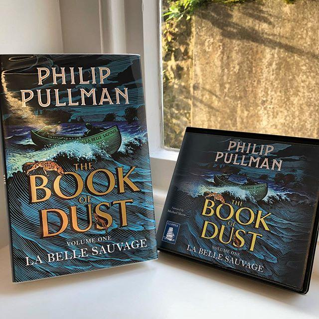 And then there was the word Dust with a capital D, as if it wasnt ordinary dust but something special...If youre a fan of Northern Lights, then you know just how special Dust is  This eagerly anticipated Philip Pullman novel, La Bella Sauvage, is now available gylibrary so reserve your copy now www.library.gg