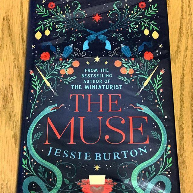 A book for the weekend  The Muse by Jessie Burton. On a hot July day in 1967, Odelle Bastien climbs the steps of the Skelton gallery in London, knowing her life is about to change forever. Having struggled to adjust to the city since arriving from Trinidad 5 years ago, shes been offered a job as a typist for the glamorous and enigmatic Marjorie Quick. But though Quick takes Odelle into her confidence, she remains a mystery  no more so than when a lost masterpiece with a secret history is delivered to the gallery....The followup to the 2014 hit The Miniaturist, Jessie Burtons second novel is a rich, suspenseful portrait of Sixties London. Reserve it at www.library.gg #fridayreads #libraries #booksarelife #bookstagram #librariesofinstagram #books #themuse #bookworm #amreading