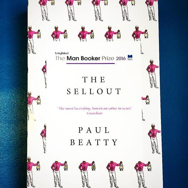 Paul Beatty wins the #manbookerprize for his novel The Sellout.Hes the first American author ever to win the award. Have you read it? What did you think?#books #reading #libraries #bookprize #thesellout