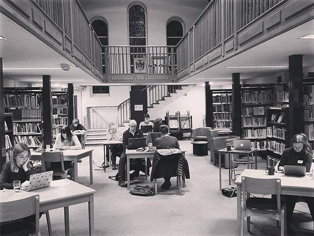 Last night we were joined by lots of local writers for our first ever Write In at the Library. Some were with us til as late as midnight working on their novels, short stories, childrens books and memoirs in a really fun, productive atmosphere. Well be running more of these events in the new year, so if youre working on a creative writing project, be sure to join us then #nanowrimo #nanowrimo2018 #guernsey #writein #amwriting nanowrimo