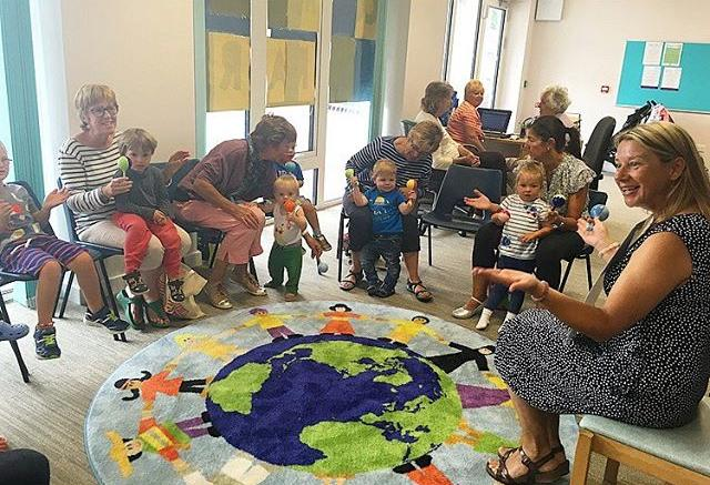 We had our first Summer Story and Rhyme Time at our new Community Library at La Nouvelle Maraitaine today! To book your space for next Fridays session call the Childrens Library on 743635 from tomorrow morning. Limited to 12 places, all preschool children welcome!