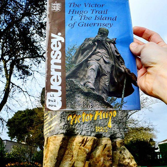 Theres no need to be misrables this #bookfaceFriday! The guernseylitfest is almost here! www.guernseyliteraryfestival.com #bookface #gsylitfest#guernseyliteraryfestival #gsy #guernsey #literaryfestival #festival #bookface #friday #victorhugo #lesmiserables #notredamedeparis #hunchbackofnotredame #toilersofthesea #library #libraries #gylibrary #librariesofinstagram #librarylife #channelislands #candiegardens