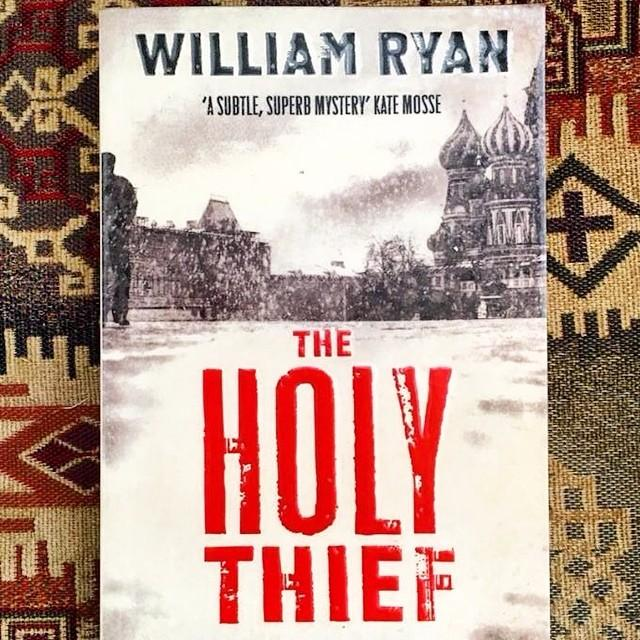 A book for the weekend  The Holy Thief by William Ryan. A tense, subtle mystery set in Stalinist Moscow. A woman is found dead in a church and Captain Alexei Korolev is asked to investigate. But when he discovers the woman was an American citizen, he begins to fear for his own life....  Reserve it at www.library.gg  #fridayreads #igbooks #books #bookworm #bookphotography #bibliophile #crimefiction #libraries #librariesrock #booksarelife #williamryan