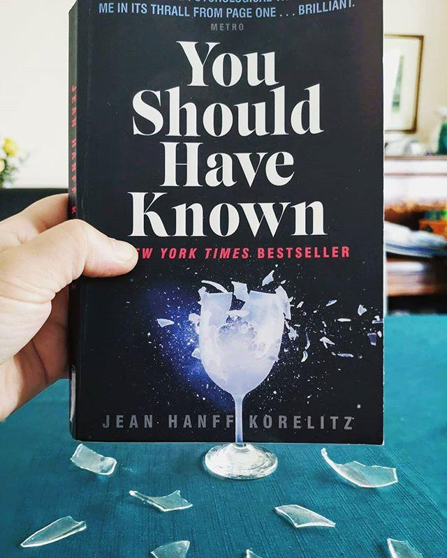 In case of #bookfaceFriday , break glass.#bookface #gylibrary #youshouldhaveknown #showmeyourbookface #bestofbookface #librariesoftheworld #library #libraries #librariesofinstagram #librariesofig #jeanhanffkorelitz