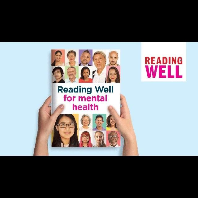 To celebrate Health Information Week, were launching our #ReadingWell for mental healthcollection  #HIW2018 #HIW18 #mentalhealth #wellbeing #librariesofinstagram #libraries #amreading #bookstagram