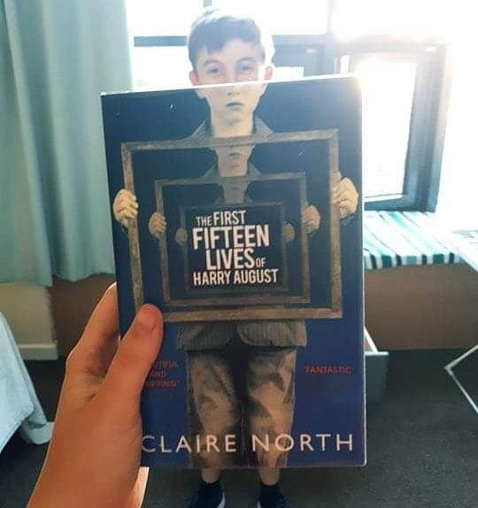 Happy #BookFaceFriday! We hope you have a great bookish weekend