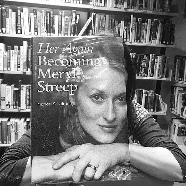 Mamma Mia! Its a Meryl Streep themed #bookfacefriday! Theres One True Thing, we have no Doubt, that youre all looking forward to the weekend. Whether youre in Manhattan, Out of Africa or Into the Woods, have a great one! You may be on The River Wild, under The Bridges of Madison County. You may be with Julie amp Julia or Kramer Vs Kramer, or a Suffragette, SheDevil or Deer Hunter Falling in Love or Defending Your Life. If Its Complicated, like Sophies Choice, Hope Springs in the Evening. We hope you enjoyed this #MerylStreep Rendition! Wed love to hear your Adaptation!
