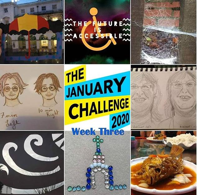 Were on the final stretch of #TheJanuaryChallenge with 64millionartists! Were consistently blown away by your creativity!#januarychallenge #64millionartists #librariesoftheworld #librariesofig #librariesofinstagram #librarylife