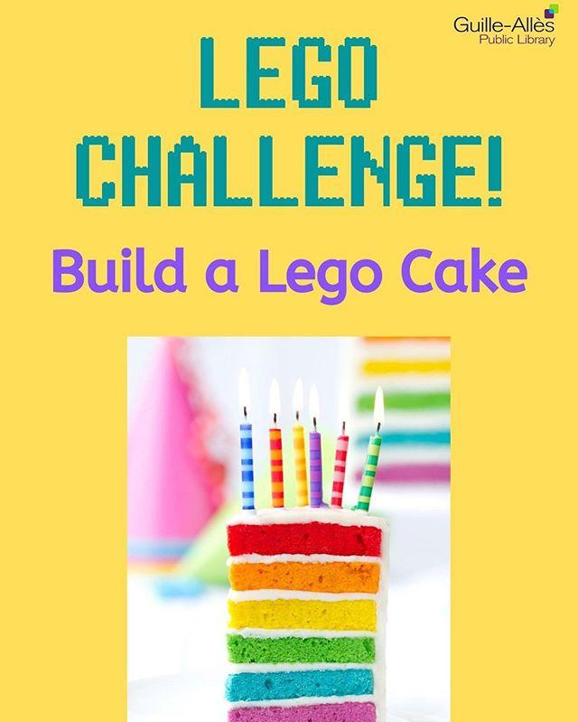 Do you have a burning desire to bake #bananabread? Are you feeling flummoxed by the lack of flour in the shops? Missing our LEGO nights at the Library? Fear not.. you can sort out all three in one by joining our LEGO challenge this week! Every week while we #StayAtHome, well be setting you a new LEGO challenge. This week wed like you to make a LEGO cake. Thats a cake using LEGO bricks. Not an actual cake. Though if you want to get creative in the kitchen feel free! Battenburg or birthday cake, cupcakes or swiss roll, the choice is yours. The added bonus... youll definitely burn more calories making them than you will eating them. You have a week to compete the challenge and wed love to see your creations! Share them in the comments here or tag us across our social media channels GYlibrary.