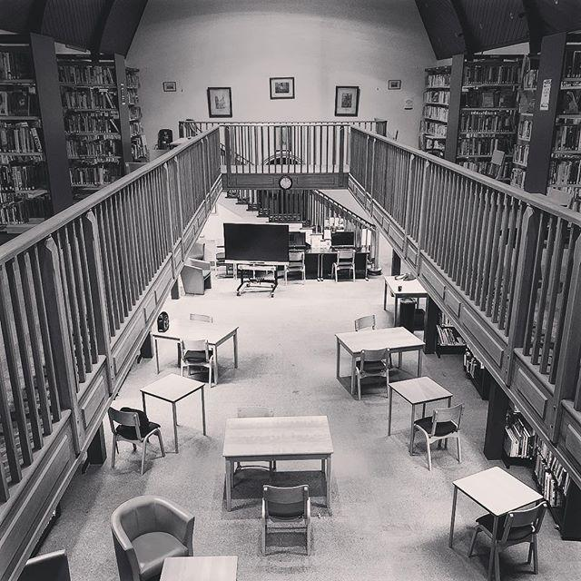 Midnight at the Library#libraries #pleasenoghosts