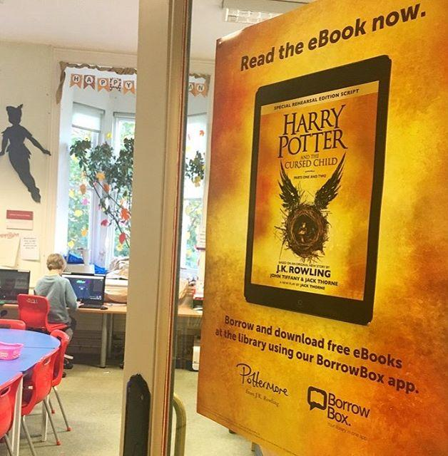 Borrow and download free eBooks and eAudiobooks including Harry Potter and the Cursed Child on our Borrowbox app bolindaaudiouk