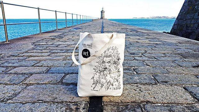 To accompany our Literary Beards exhibition we have beautiful limited edition tote bags. Get your own momento of these wonderful characters illustrated by chrisriddell . Available exclusively gylibrary .Dumbledore Happiness can be found, even in the darkest of times, if one only remembers to turn on the light.